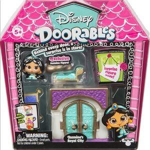 Disney Doorables Mini Stack Playset - Jasmine